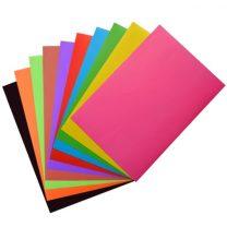 کاغذ و مقوای رنگی